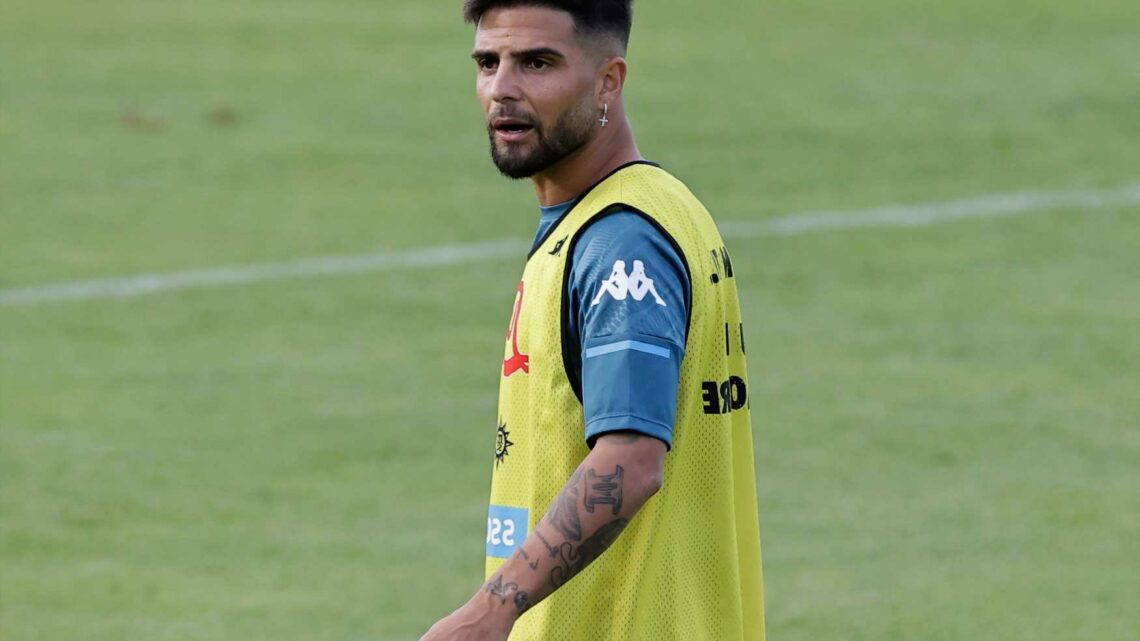 Tottenham transfer boost with Napoli star Lorenzo Insigne 'available for just £20m if he doesn't renew contract'