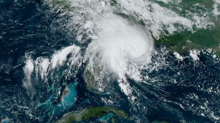 Tropical storm Fred hours away from Florida landfall