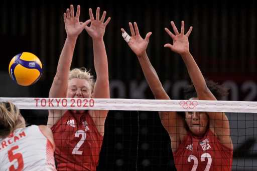 US women's volleyball likely down 2 starters, including Colorado's Jordyn Poulter, for quarterfinals – The Denver Post