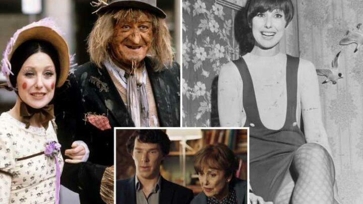 Una Stubbs dead aged 84 – Worzel Gummidge and Sherlock actress dies at home