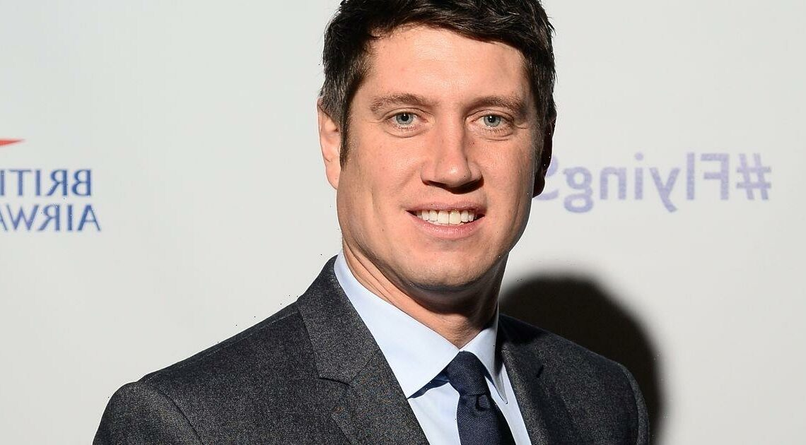 Vernon Kay joining This Morning as a presenter as Ruth and Eamonn wrap up gig