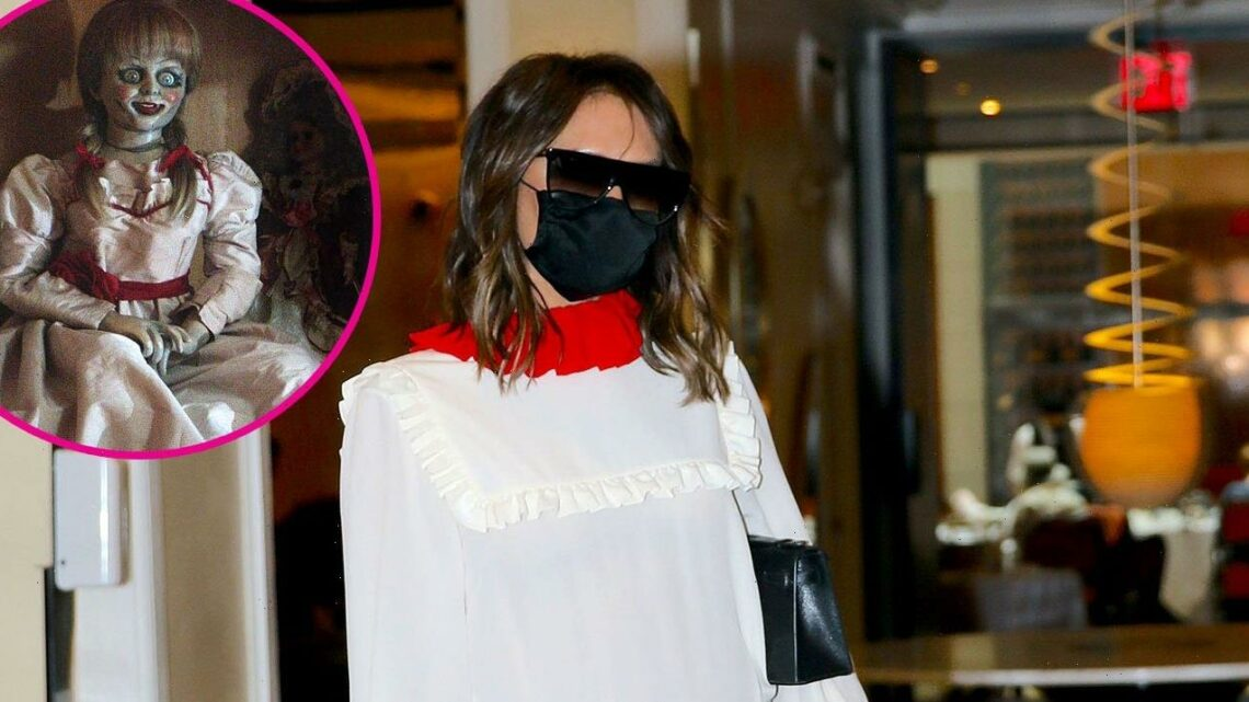 Victoria Beckham's Latest Look Has Fans Comparing Her to a Horror Doll