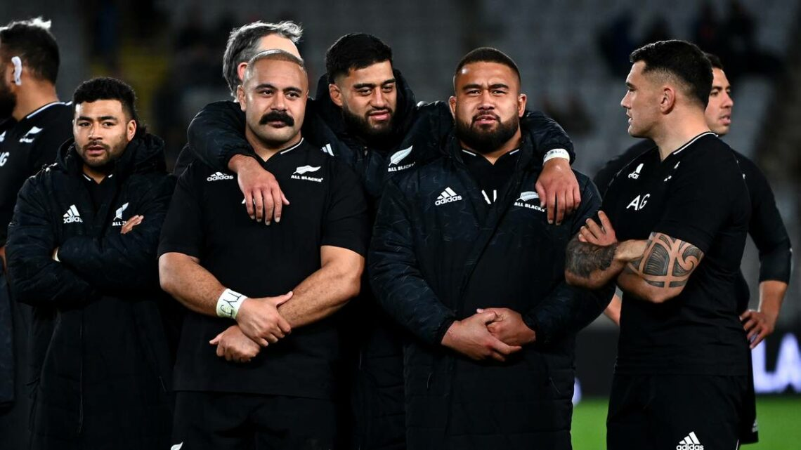 'We need growth': All Blacks coach Ian Foster explains squad selections for Bledisloe II