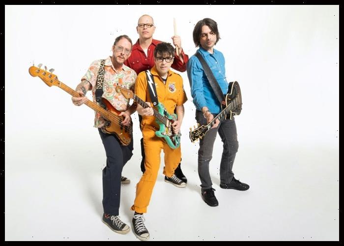 Weezer Share Cover Of Metallica's 'Enter Sandman'