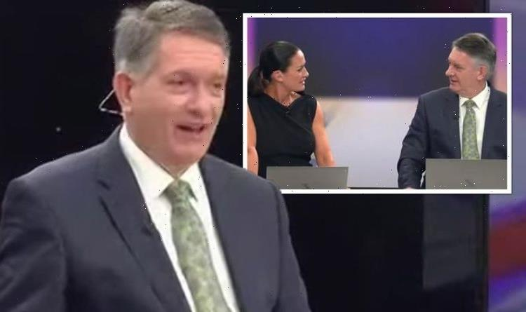 'What is up with you today?' GB News' Gallacher hits out over Simon McCoy's 'bad mood'