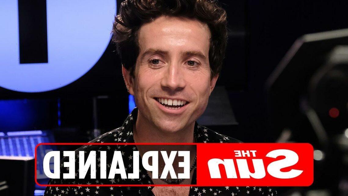 When is Nick Grimshaw's last show on Radio 1?