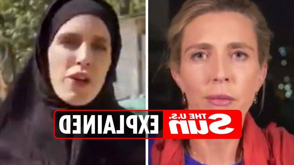 Who is CNN reporter Clarissa Ward?