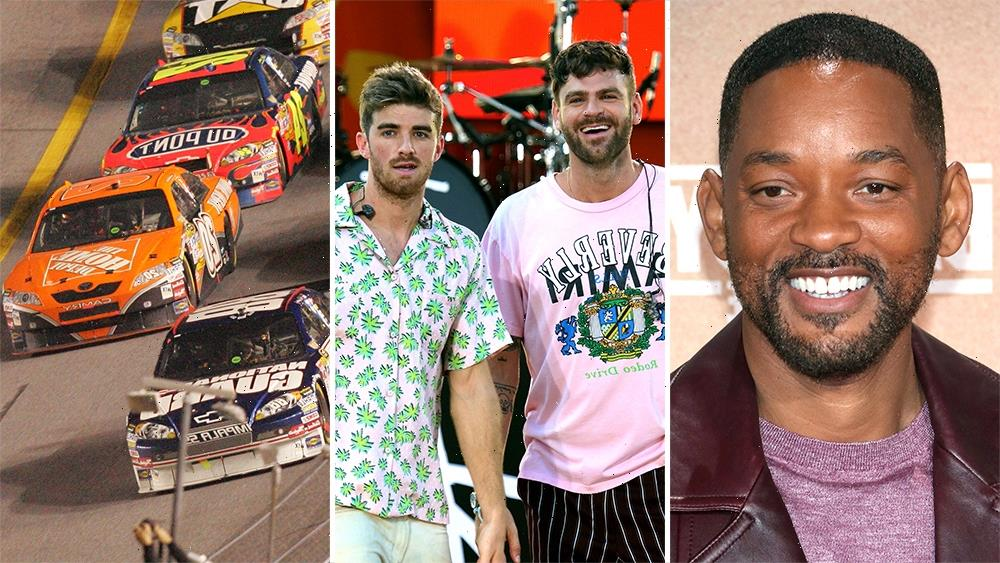 Will Smith's Westbrook Studios, The Chainsmokers And NASCAR Team On Rom Com 'Clean Air' At Amazon Studios, Alison Rose Greenberg Penning Script