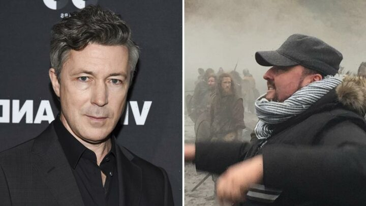 'Game of Thrones' Aidan Gillen, 'Barbarians' Stephen Saint Leger Board Gaelic Epic 'The O'Neill' (EXCLUSIVE)