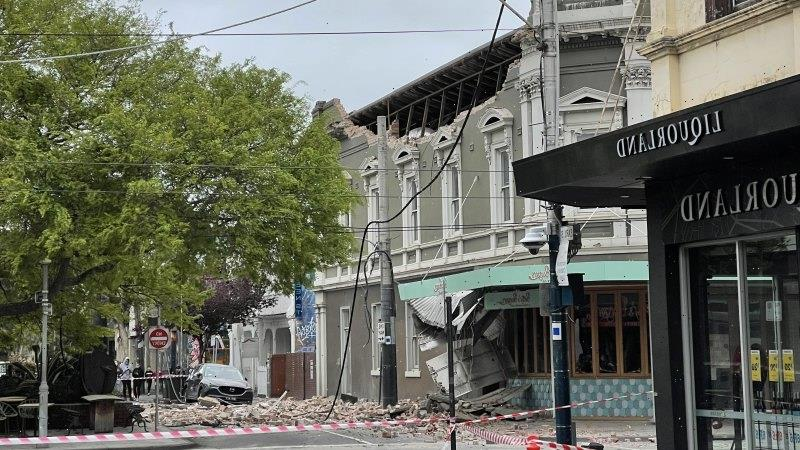 'I actually wondered if a bomb had gone off': What readers said about the earthquake