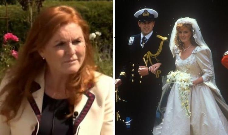 'Married a wonderful man' Prince Andrew wedding was 'happiest day of my life' says Fergie