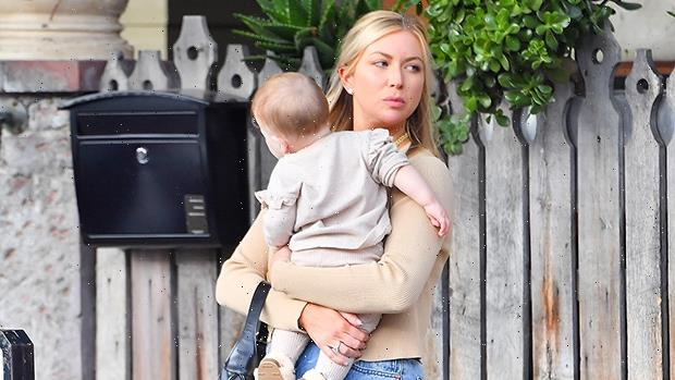 'Vanderpump Rules' Alum Stassi Schroeder & Beau Clark Take 8-Month-Old Daughter To Lunch — See Rare Pics