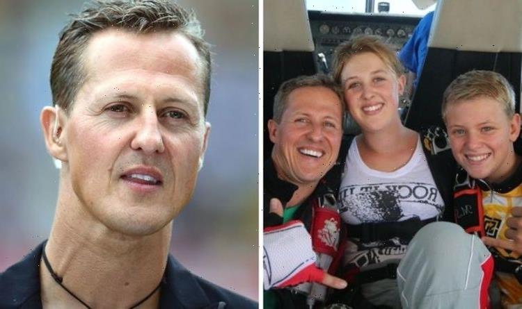'We're getting on with our lives' Michael Schumacher's family in therapy after accident