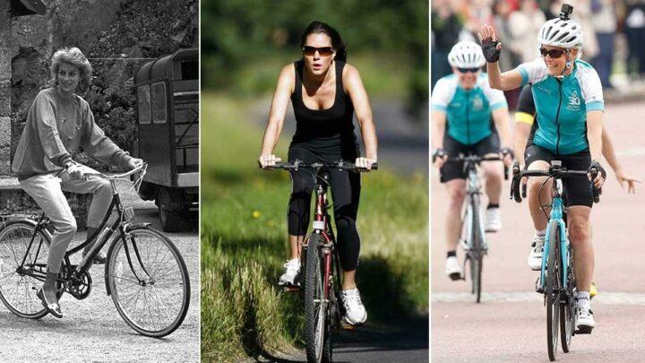 12 fun photos of the royals enjoying a bicycle ride
