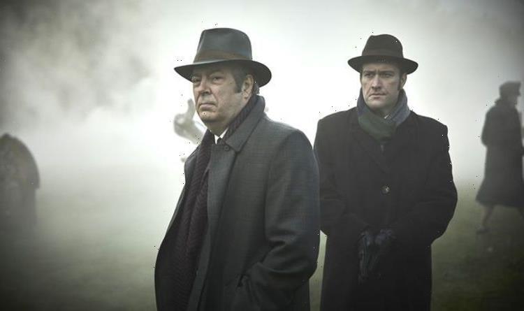 'Absolute farce!' Endeavour viewers slam season finale as too 'Agatha Christie'