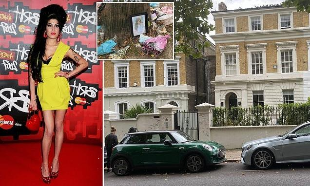 Amy Winehouse's Camden home is sold for £3.5million to Oxford graduate