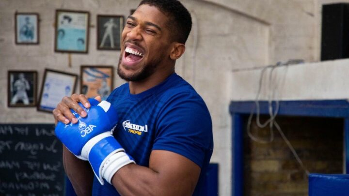 Anthony Joshua admits he 'needs' to fight Tyson Fury before he retires from boxing