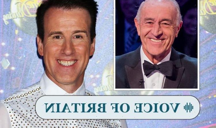 Anton du Beke tipped to beat Len Goodman as best Strictly judge of all time