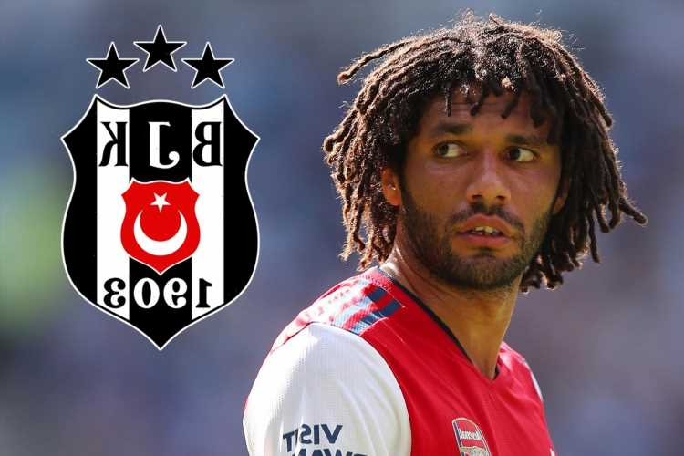 Arsenal star Mohamed Elneny's Besiktas transfer breaks down over huge wage demands after Galatasaray switch collapse