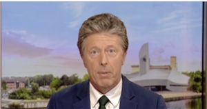 BBC Breakfast's Charlie Stayt clashes with MP in 'unwatchable' vaccine row