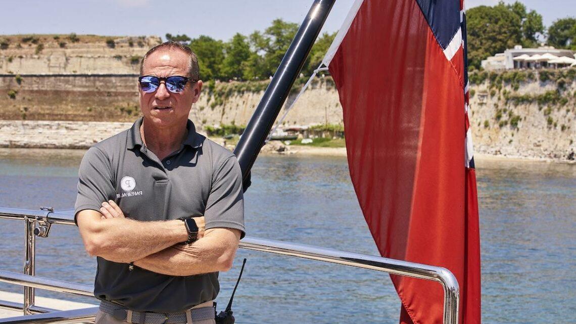 Below Deck's Barrie Drewitt-Barlow Shades Captain Glenn: 'He's a Two-Faced B*stard'