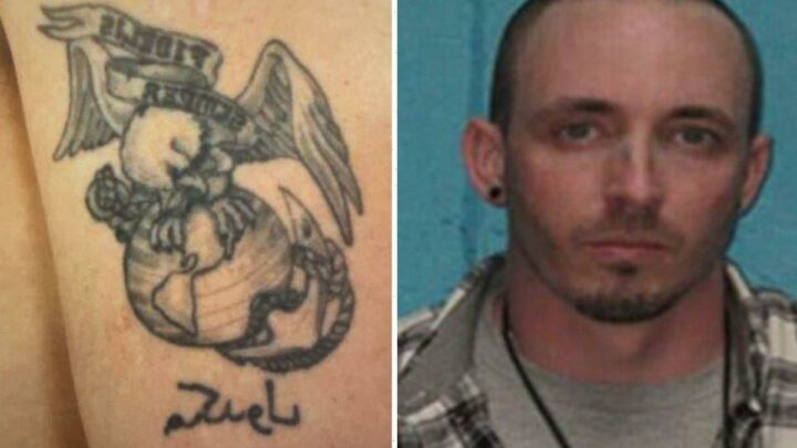 Blue Alert for Patrick McDowell who is hiding in woods after 'shooting Nassau deputy Joshua Moyers during traffic stop'