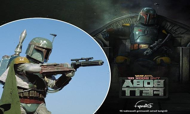 Boba Fett is back! The Mandalorian spinoff will debut in December