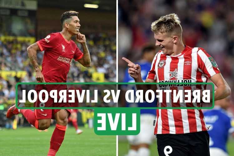 Brentford vs Liverpool LIVE: Stream, TV channel, team news as Firmino on BENCH for Reds, Jones starts – latest updates