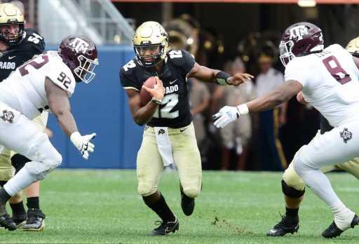 CU Buffs backing Brendon Lewis through struggles – The Denver Post