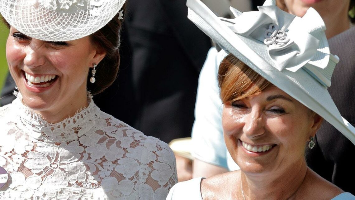 Carole Middleton rocks daughter Kate's favourite jean style and we're impressed