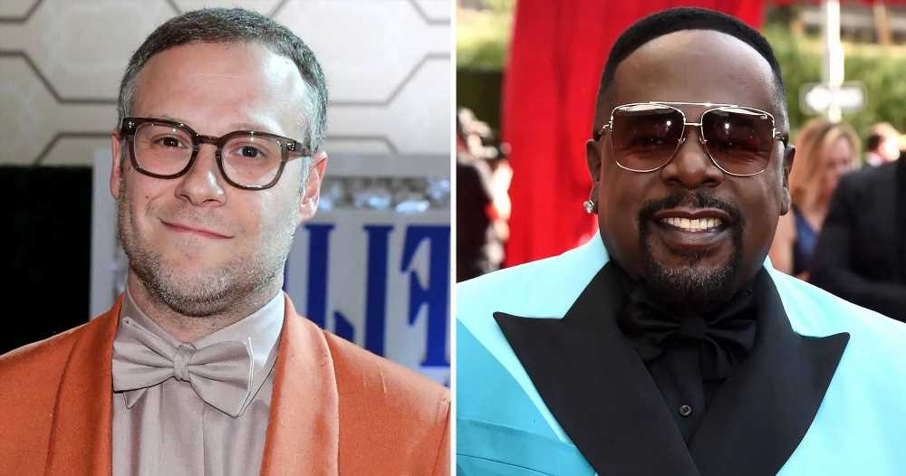 Cedric Clarifies Vaccine Requirement for the Emmys After Seth Rogen's Jokes