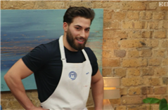 Celebrity Masterchef fans baffled as Kem 'suddenly' knows how to cook – but still doesn't know what a slotted spoon is
