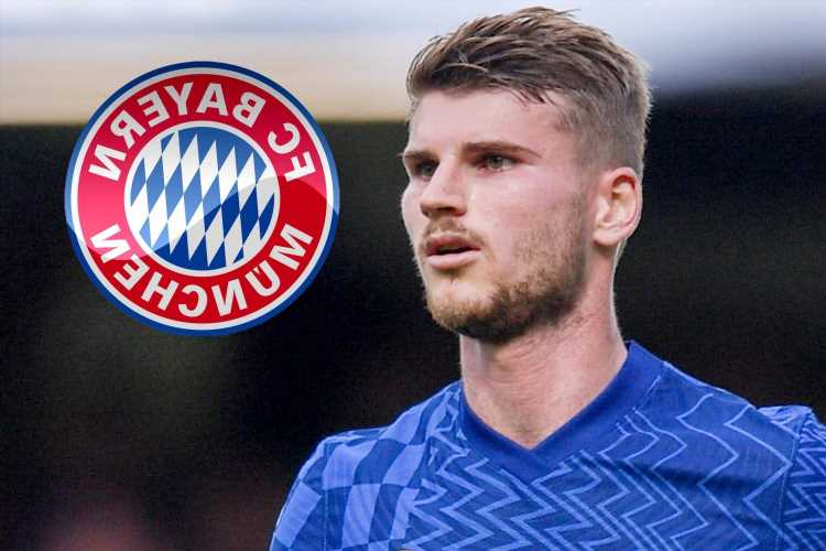 Chelsea flop Timo Werner '70 per cent likely' to complete Bayern Munich transfer next summer amid links with Nagelsmann