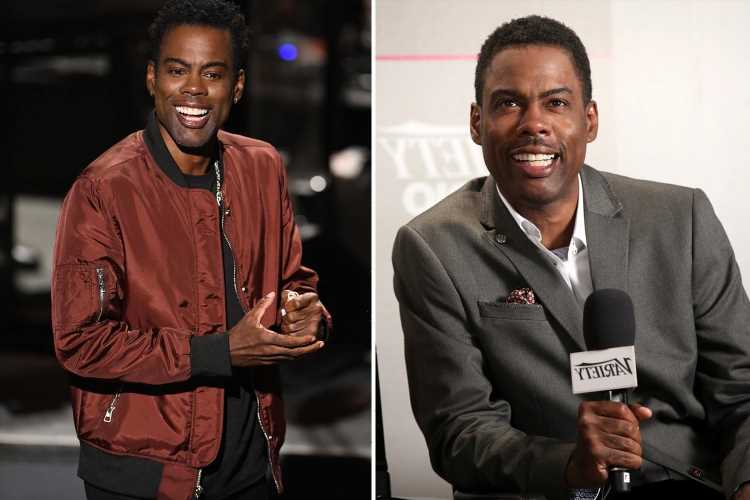 Comedian Chris Rock reveals he has Covid and urges fans to get jabbed saying 'you don't want this'