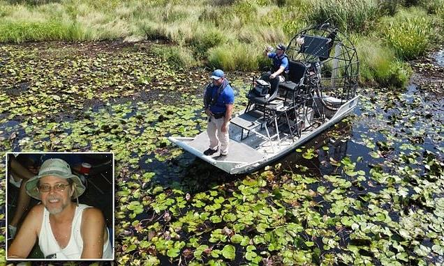 Cops find human remains in alligator suspected of killing grandfather