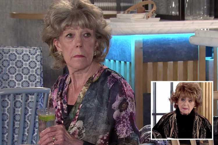 Coronation Street spoilers: Audrey Roberts smashes Rita Tanner's car over hair colouring row