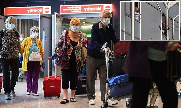 Covid UK: More than 300,000 travellers may have breached quarantine