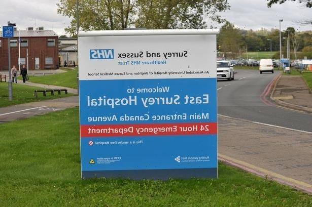 'Critical internal incident' declared at Surrey hospital with operations and appointments cancelled