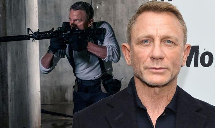 Daniel Craig admits seeming 'ungrateful' over 'rather slash my wrists' than play Bond quip