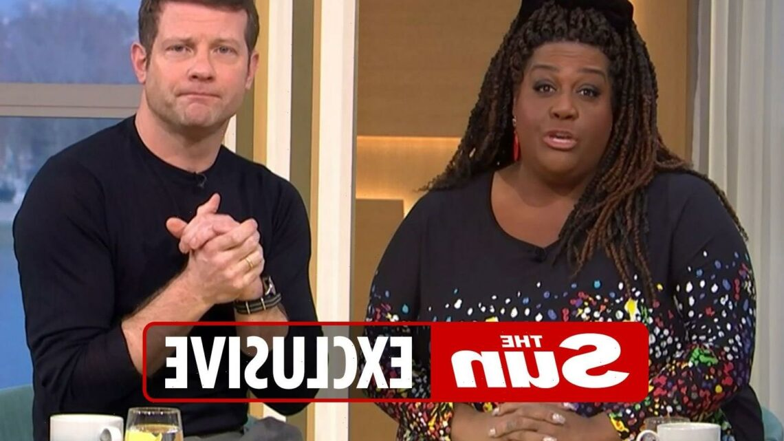 Dermot O'Leary on secret off-air chat he had with This Morning co-host Alison Hammond after awkward gaffe