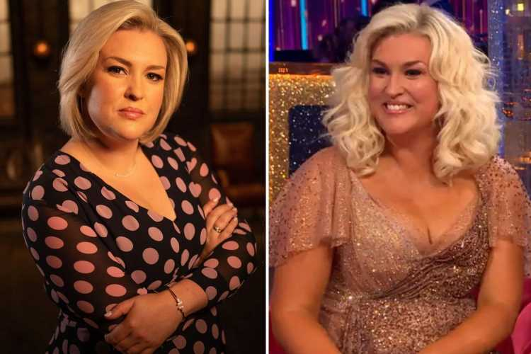Dragon's Den star Sara Davies stuns Strictly viewers with glam transformation