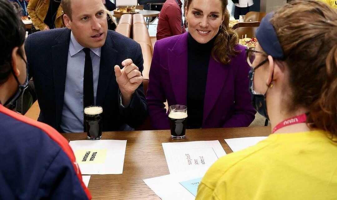 Duchess Kate & William confirm that they have 'lots of chickens' at Anmer