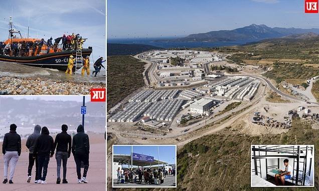 EU's £37m migrant centre will provide accommodation for 3,000 arrivals