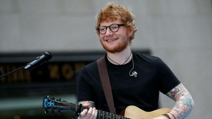 Ed Sheeran says American award shows are 'filled with resentment and hatred'