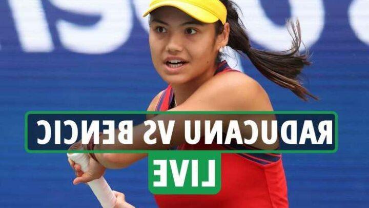 Emma Raducanu vs Belinda Bencic LIVE RESULTS: Stream FREE, TV channel, UK start time for US Open quarter-final TODAY