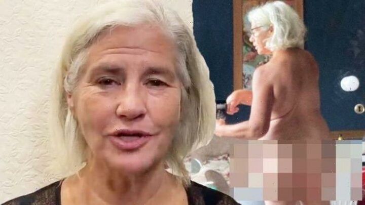 Emmerdale and Corrie actress Denise Black, 63, seen completely naked in brave new snaps