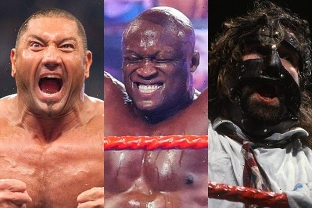 Every WWE Champion Ever, Ranked by Number of Reigns (Photos)
