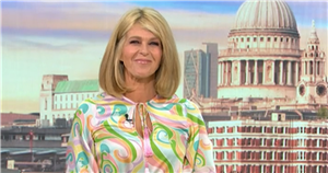 GMB's Richard takes 'rude' swipe at Kate Garraway as he compares her to Chewits