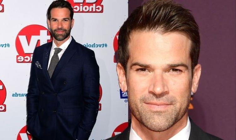 Gethin Jones: Morning Live host left with phobia of the dark after 'bad break-ins'