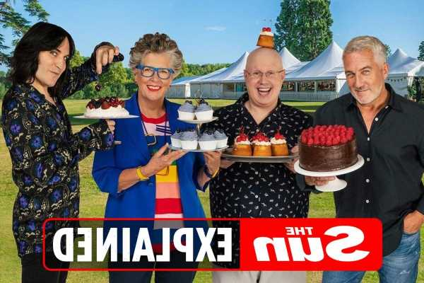 Great British Bake Off 2021 contestants: Who's in the line-up for series 12?